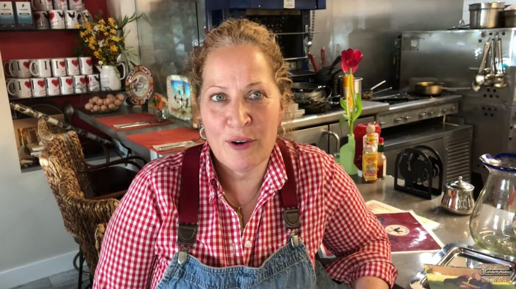 Chef Sonia El-Nawal of Rooster Boy Cafe at Lakeside Event Center